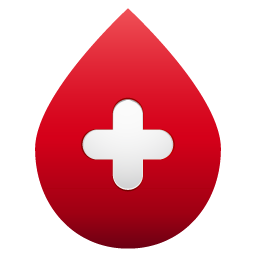 Blood clipart blood drop. Icon png image iconbug