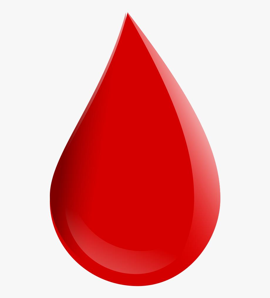 Transparent . Blood clipart blood drop