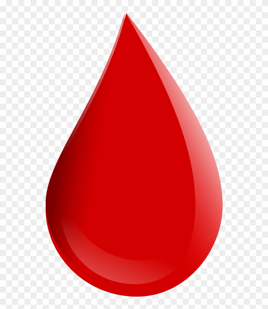 Big image drops cartoon. Blood clipart blood droplet