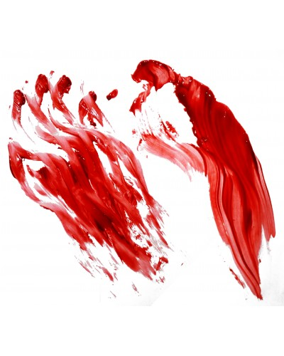 Bloody hand decals . Blood clipart blood smear