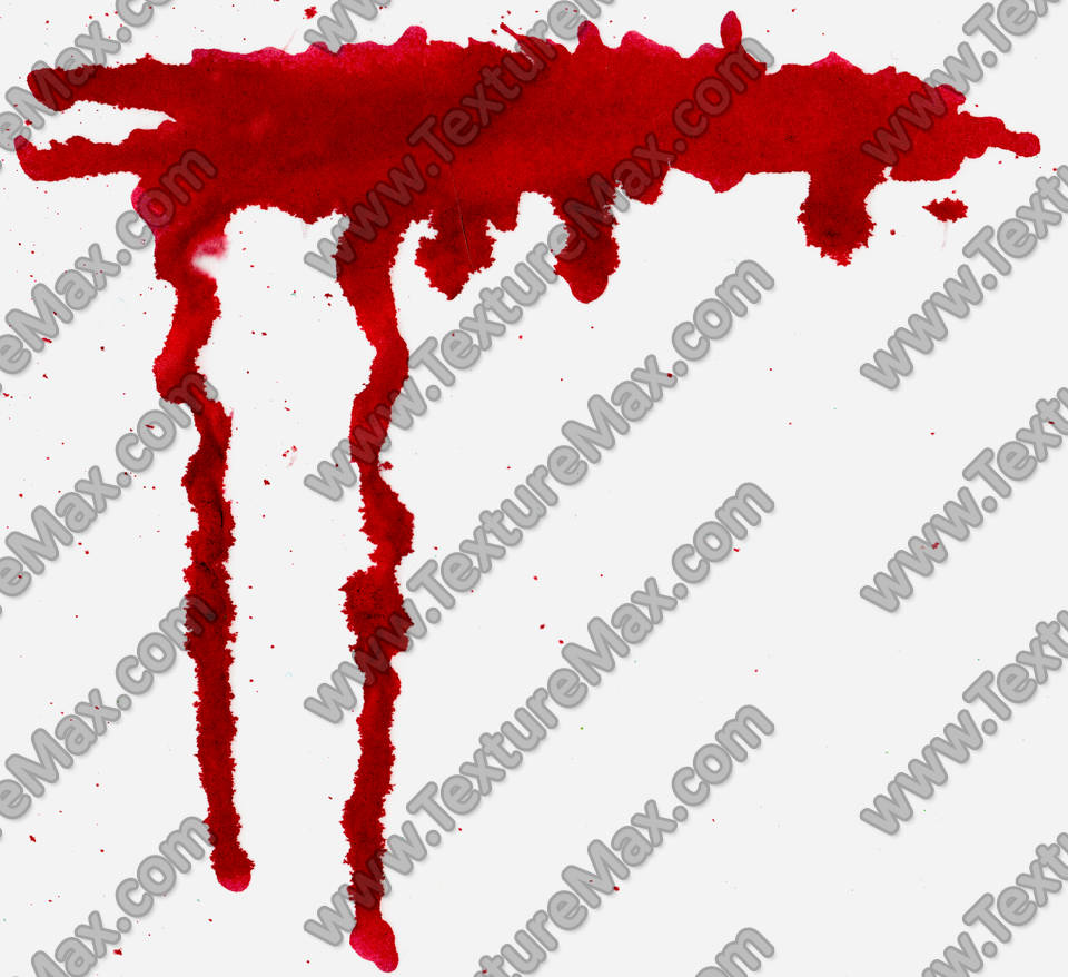 Blood clipart blood smear. Smears texturemax texture of