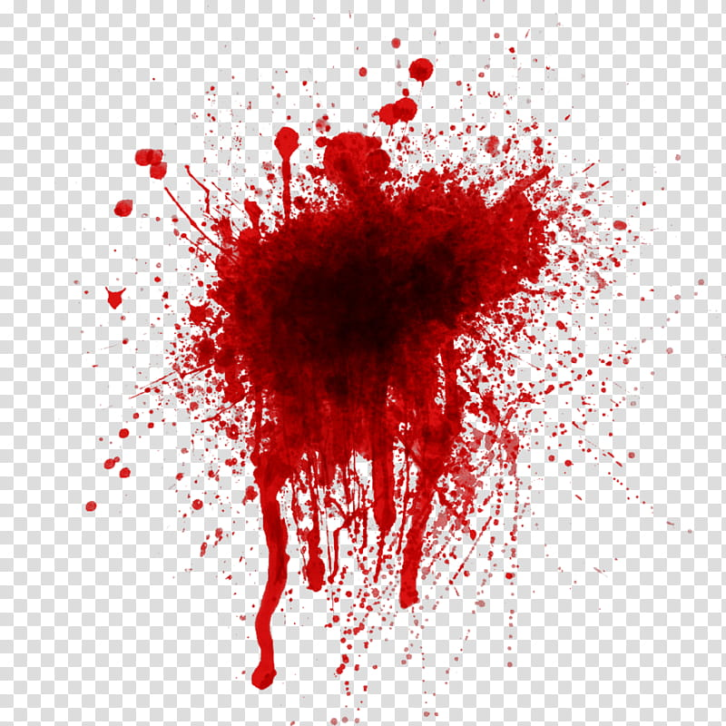 Blood clipart blood spill. Stains red illustration transparent