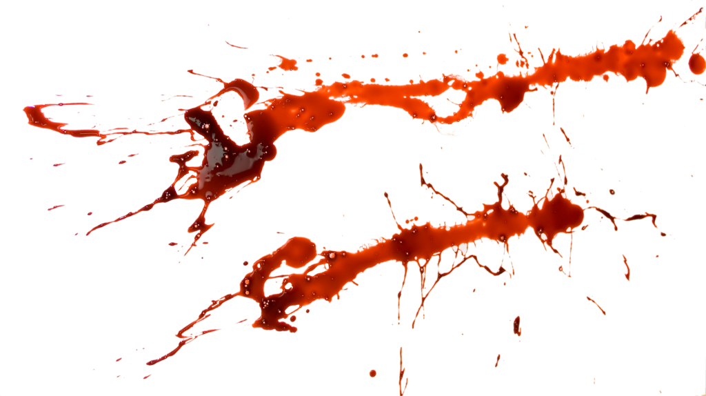 Terror red free png. Blood clipart blood spill