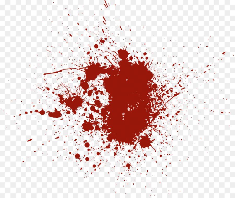 Red circle font transparent. Blood clipart blood spill