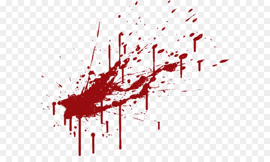 Bloodstain pattern analysis clip. Blood clipart blood splat