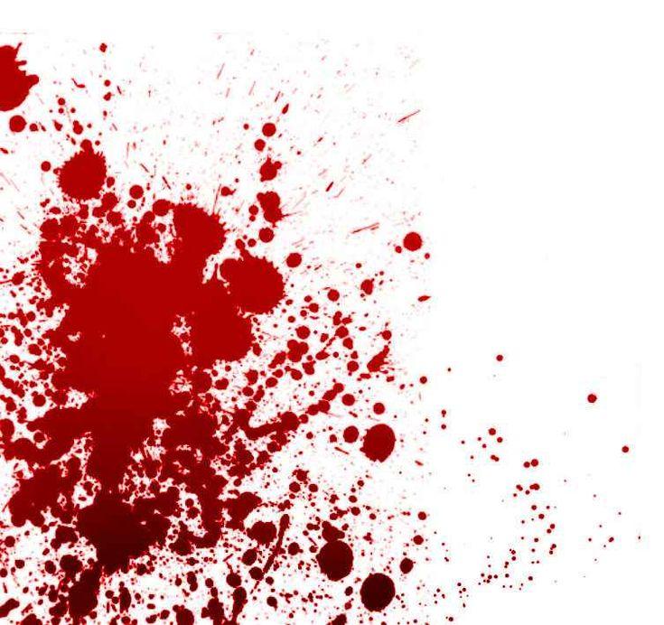Blood clipart blood splat.  best splatter images