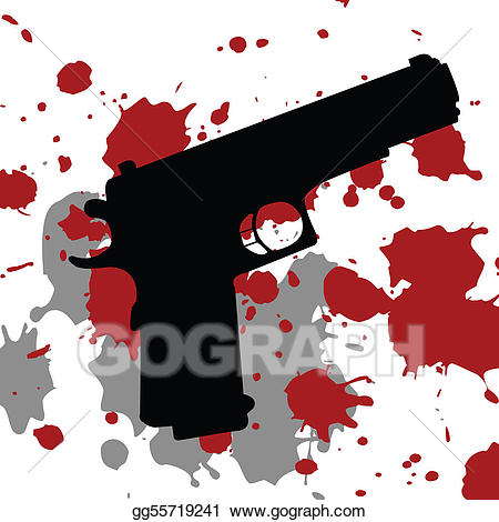Blood clipart blood spot. Stock illustration background with
