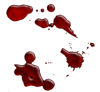 Glig the fun community. Blood clipart blood spot