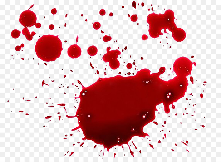 Theatrical bloodstain pattern analysis. Blood clipart blood stain