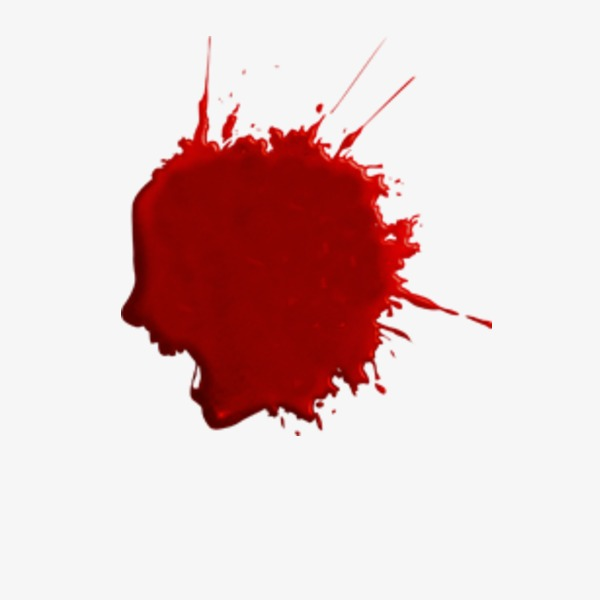Stains red bloodstain bloody. Blood clipart blood stain