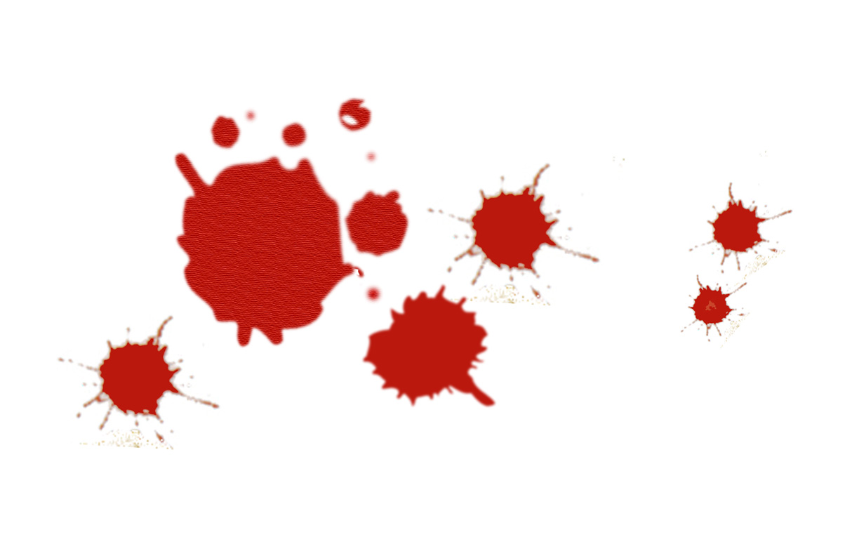 How to remove stains. Blood clipart blood stain