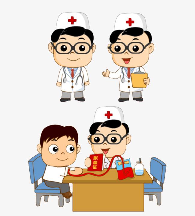 Doctor donation transfusion doctors. Blood clipart cartoon