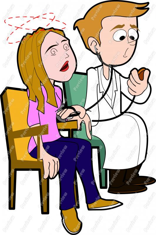 Blood clipart cartoon. Woman with high pressure
