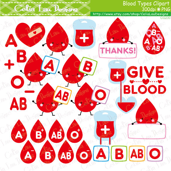 Blood clipart cute. Type give clip art