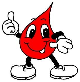 Blood clipart happy. Drive celebration front porch