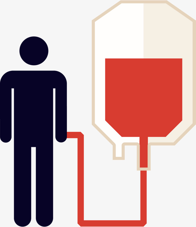 Vector bloodpack transfusion png. Blood clipart package