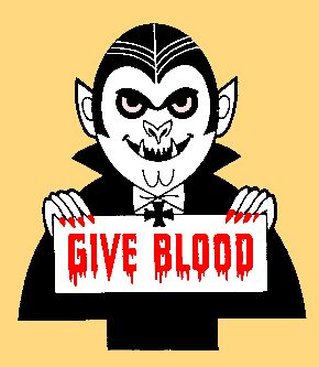 best give images. Blood clipart package