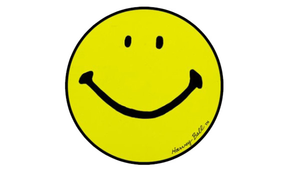 Who really invented the. Blood clipart smiley face