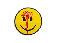 Blood clipart smiley face. Groovy peace feelin pinterest