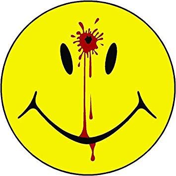 Blood clipart smiley face. Amazon com magnet dead