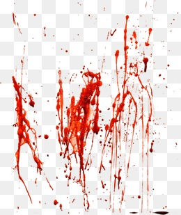 Red png images vectors. Blood clipart smudge