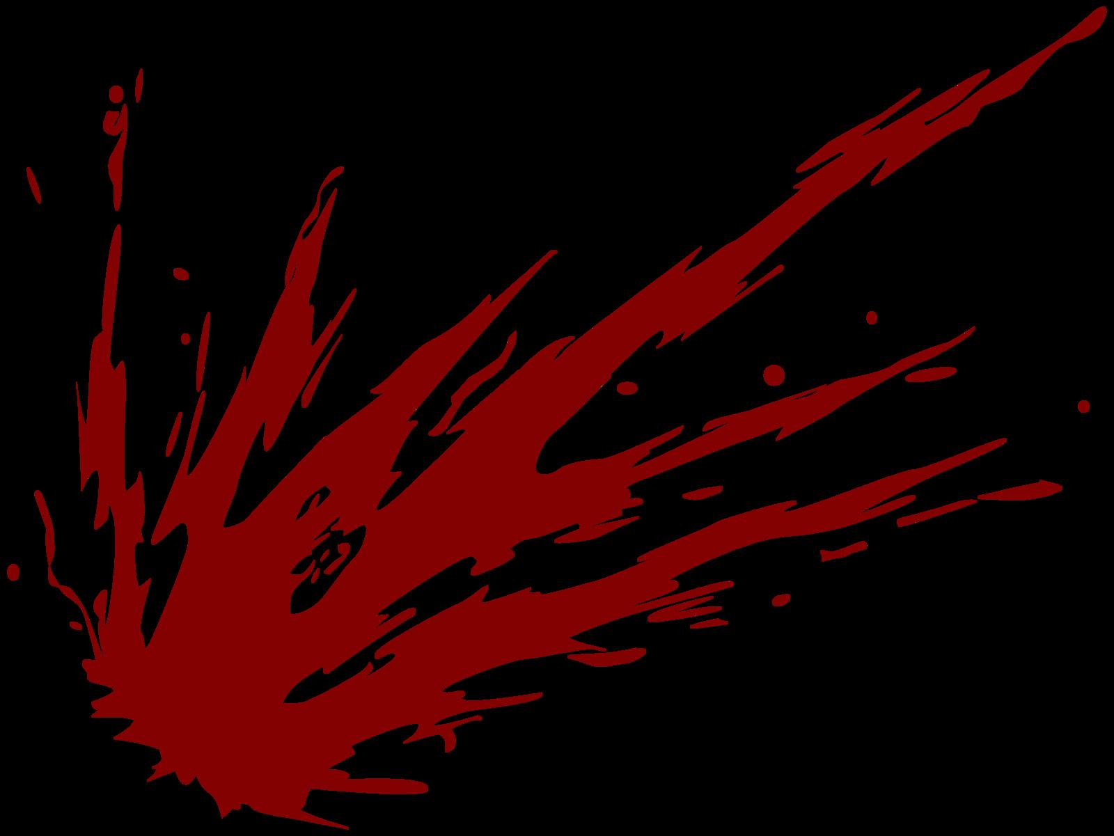 Blood splatter photo transparentpng. Earthquake clipart volcanic eruption