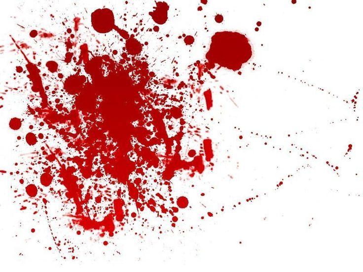 Blood clipart splotch.  best macbeth images