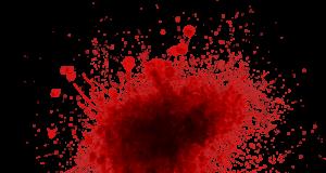 Archives free transparent png. Blood clipart splotch
