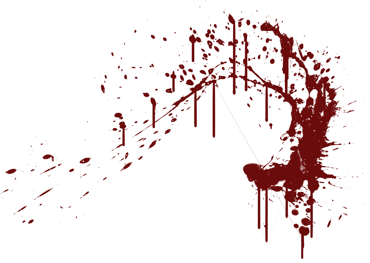 Spatter transparent free icons. Blood stain png