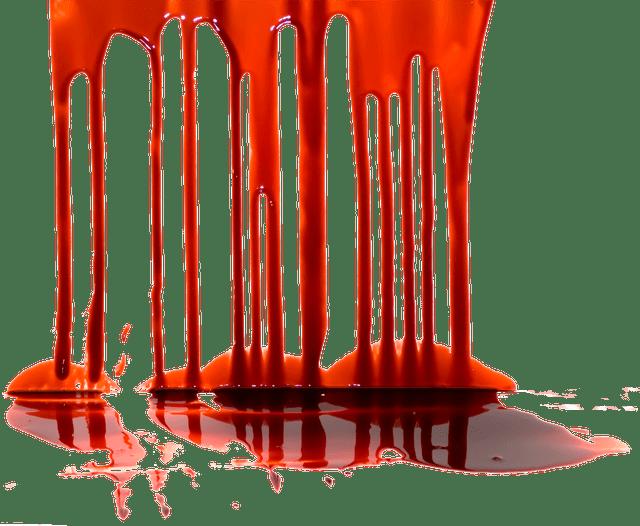 For picsart editing fake. Blood cut png