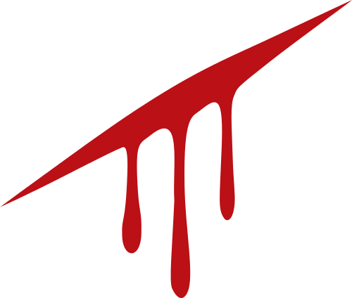 Blood cut png. Anime image