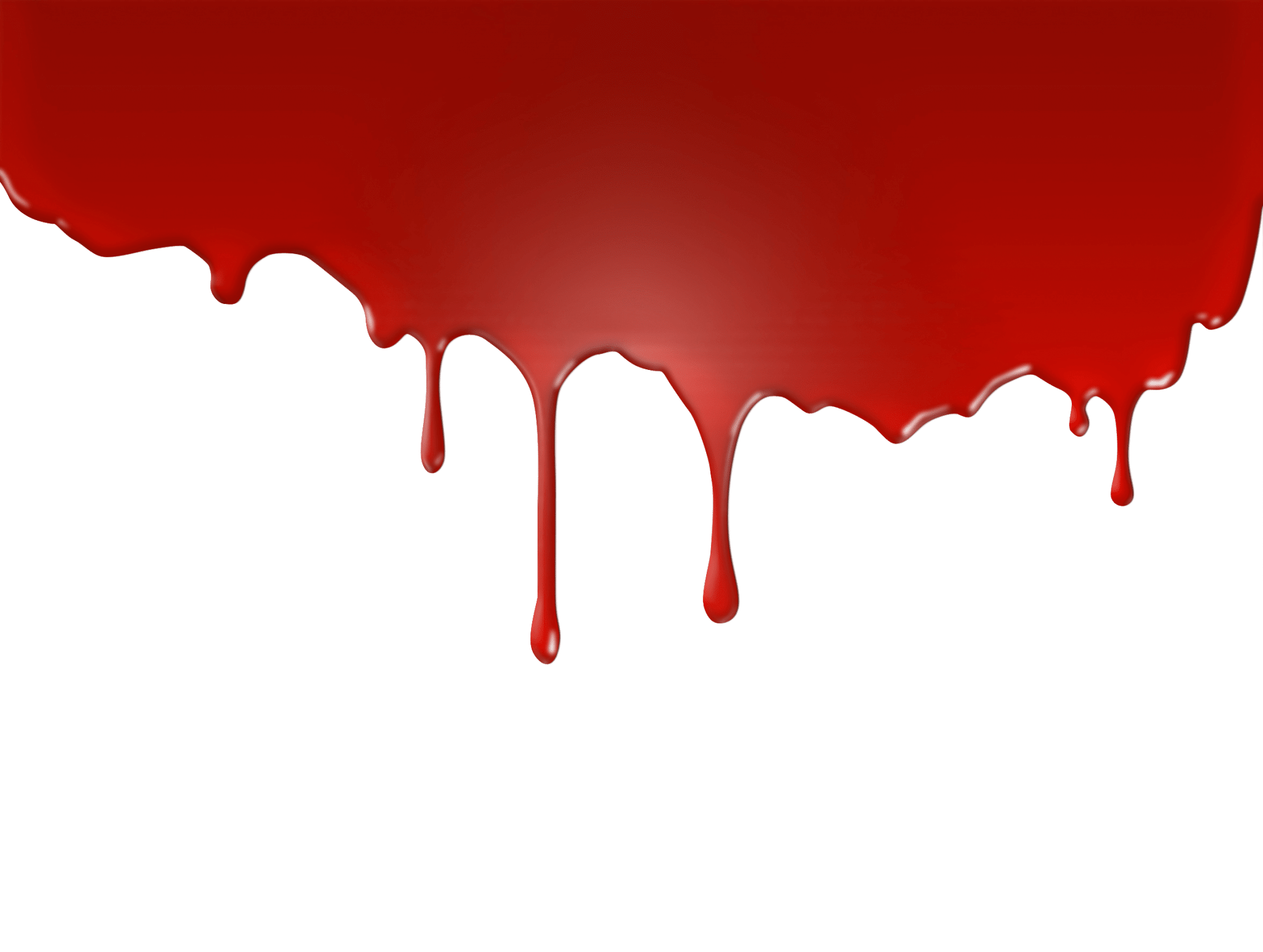 Halloween party band wedding. Blood drip png