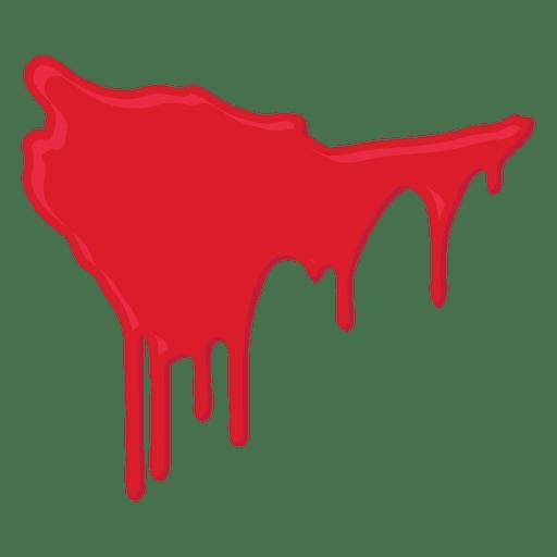 Splatter dripping transparent svg. Blood drip png