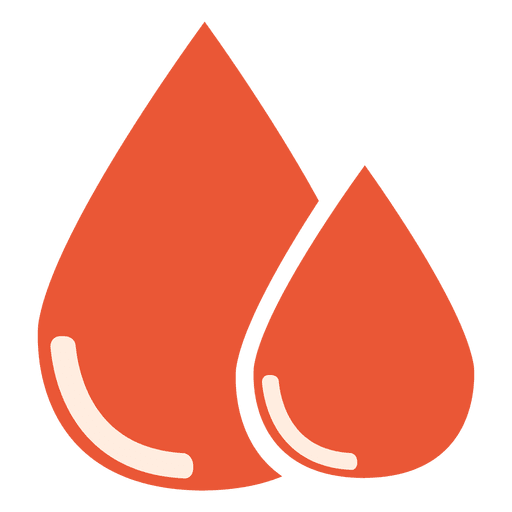 Drops icon transparent svg. Blood drop png