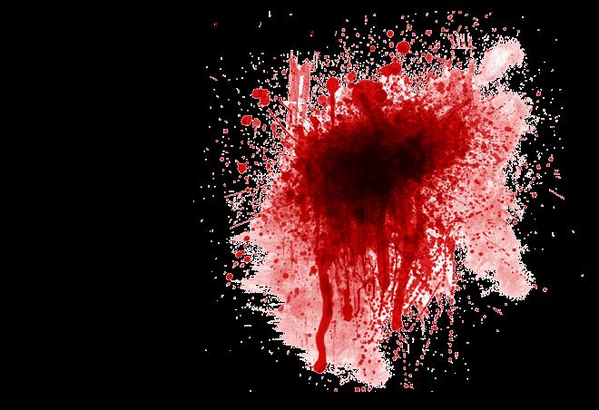 Effects bloodsplatter splatter red. Blood effect png
