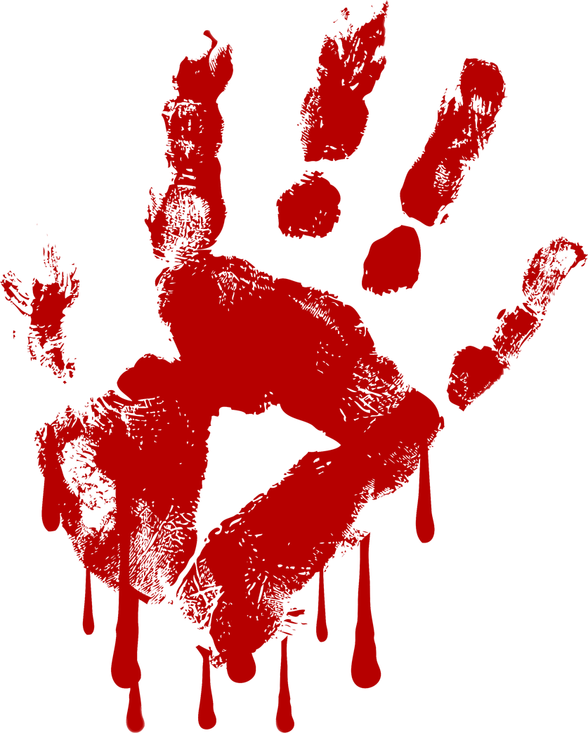Bloody bloodyhand freetoedit. Blood hand png