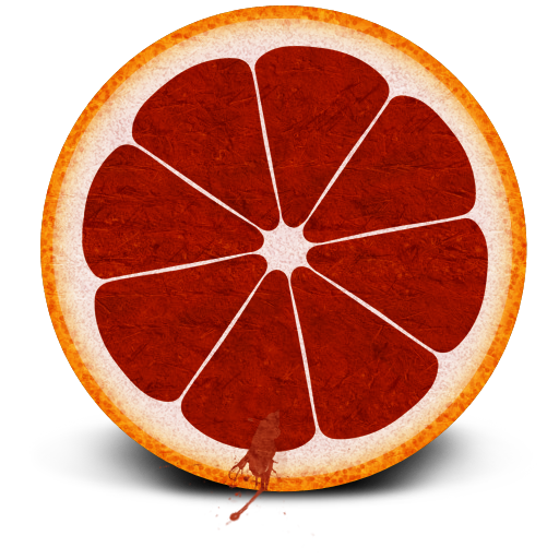Blood orange png. Icon download free icons