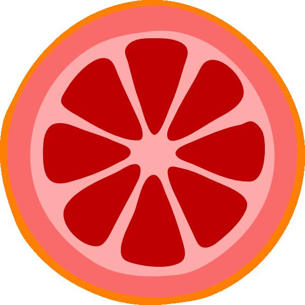 Blood orange png. Slice clip art at