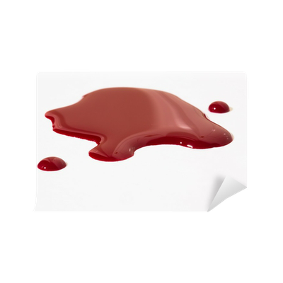 Wall mural pixers we. Blood puddle png
