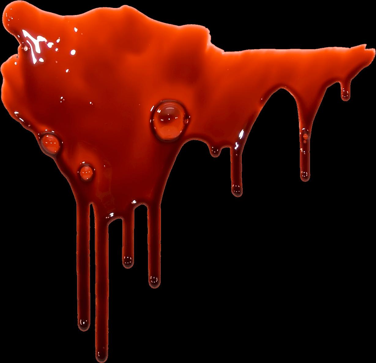 Blood spill png. Transparent images stickpng header