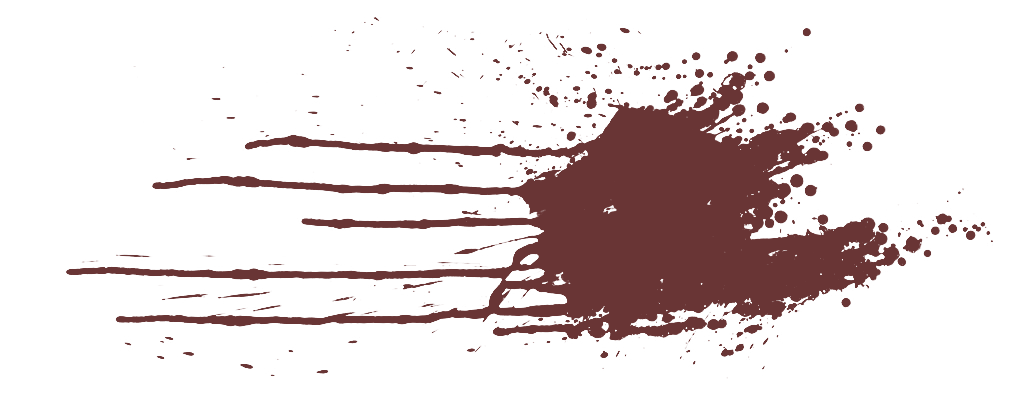 Index of mapping overlays. Blood splatters png