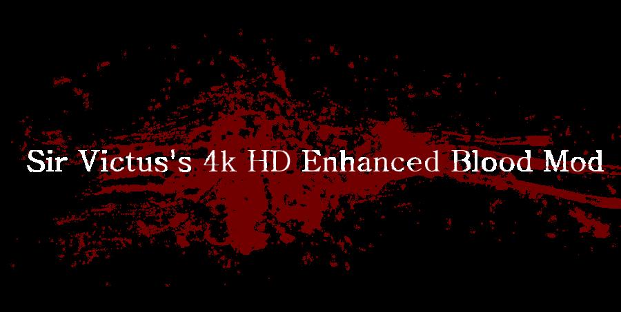 k hd enhanced. Blood spots png