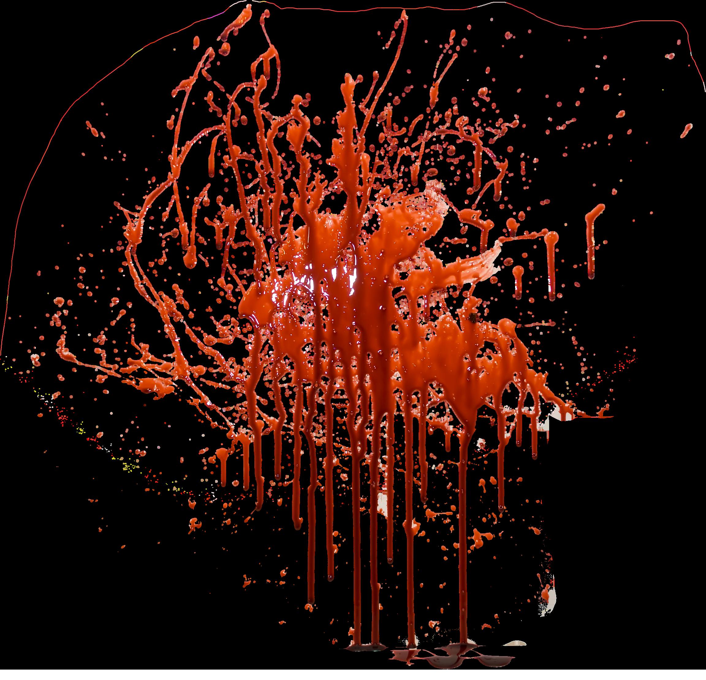 Blood spray png. Images free download splashes