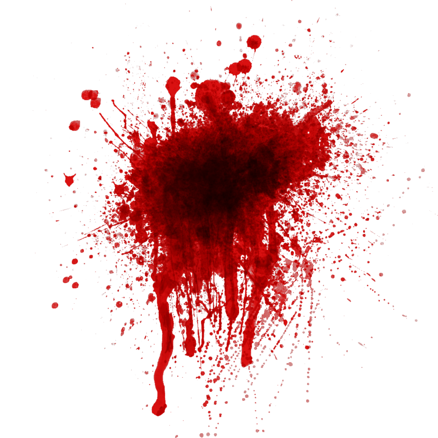 Blood clipart blood spot. Stain by mechasamurai on