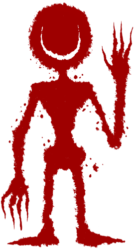 Image bloodstain noisy tenant. Blood stain png