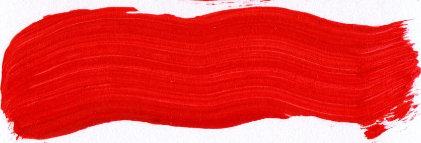 Blood streak png.  red paint brush
