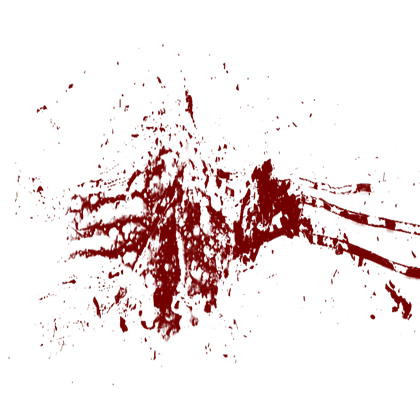 Bloodtrail roblox. Blood trail png