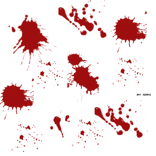 By chenjing on deviantart. Blood vector png