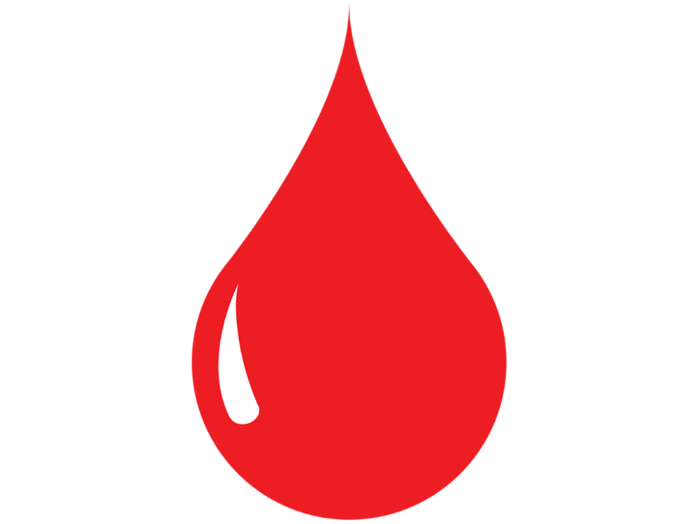 Blood vector png. Drop icon free icons