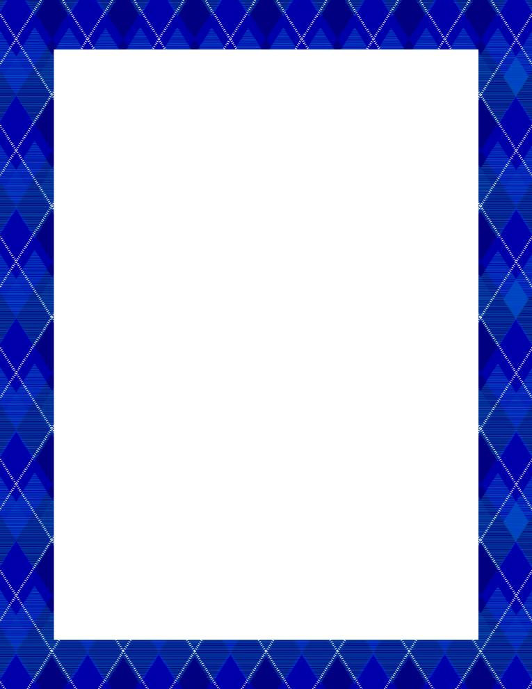 Frame pic mart. Blue border png